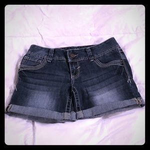 Red Camel Jean Shorts Size 3